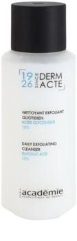 Academie Derm Acte Whitening peeling enzimático com ácido glicólico 15%