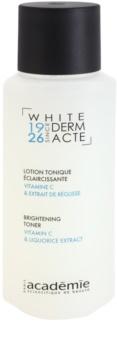 Académie Scientifique de Beauté Derm Acte Whitening lotion tonique illuminatrice