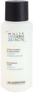 Académie Scientifique de Beauté Derm Acte Whitening solutie tonica cu efect de iluminare