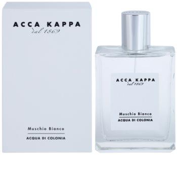 Acca Kappa Muschio Bianco agua de colonia unisex