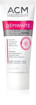 ACM Dépiwhite Peel-off maske til korrektion af pigmentpletter