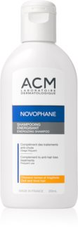 ACM Novophane sampon de întărire pentru  părul subtiat cu tendința de a cădea