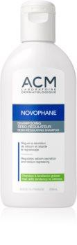 ACM Novophane Hiustenpesuaine Rasvoittuville Hiuksille Ja Päänahalle
