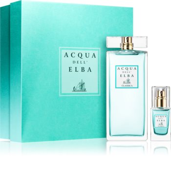 Acqua dell' Elba Classica Women set cadou IV.
