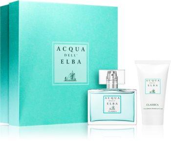 Acqua dell' Elba Classica Men подарочный набор для мужчин