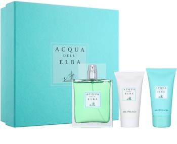 Acqua dell' Elba Arcipelago Men coffret cadeau III. pour homme
