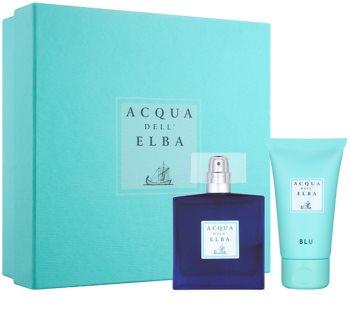 Acqua dell' Elba Blu Men set cadou I. pentru bărbați