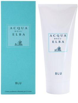 Acqua dell' Elba Blu Men crema corpo per uomo 200 ml