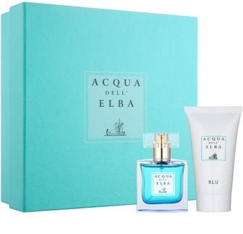 Acqua dell' Elba Blu Women подарочный набор I. для женщин