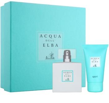 Acqua dell' Elba Sport подаръчен комплект I. унисекс
