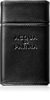 Acqua di Parma Colonia Essenza eau de cologne + trousse en cuir pour homme