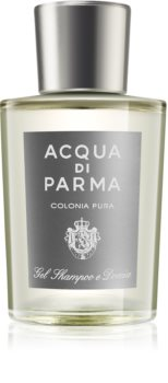 Acqua di Parma Colonia Pura Body and Hair Shower Gel for Men