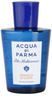 Acqua di Parma Blu Mediterraneo Arancia di Capri гель для душа унисекс