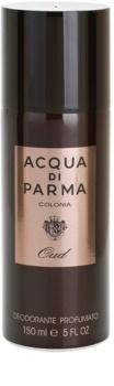 Acqua di Parma Colonia Oud dezodorant w sprayu dla mężczyzn
