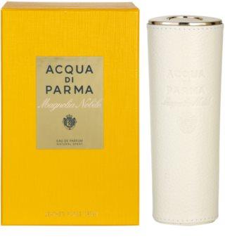 Acqua di Parma Nobile Magnolia Nobile eau de parfum para mujer 20 ml + estuche de cuero (recargable)
