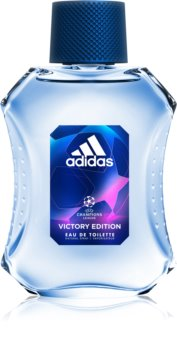 Adidas UEFA Victory Edition eau de toilette for Men