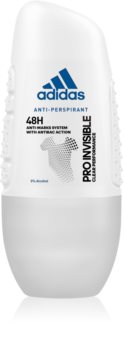 Adidas Pro Invisible Antiperspirant Roll-On For Women