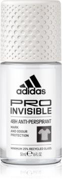 Adidas Pro Invisible Antitranspirant-Deoroller für Damen