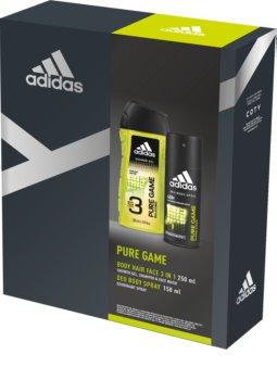 Adidas Pure Game darčeková sada I.