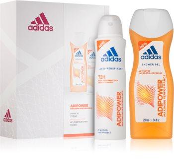 Adidas Adipower set cadou I. pentru femei