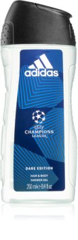 Adidas UEFA Champions League Dare Edition gel za prhanje za telo in lase