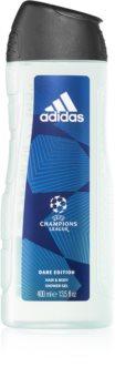 Adidas UEFA Champions League Dare Edition gel de dus pentru corp si par