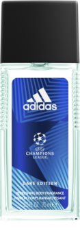 Adidas UEFA Champions League Dare Edition déodorant avec vaporisateur