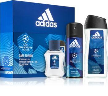 Adidas UEFA Champions League Dare Edition Gift Set (for Men)