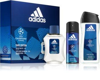 Adidas UEFA Champions League Dare Edition dárková sada (pro muže) II.