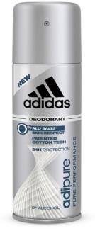 Adidas Adipure déodorant en spray