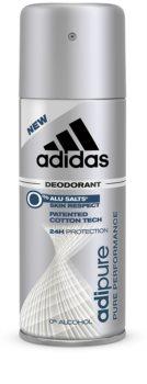 Adidas Adipure dezodorant v pršilu