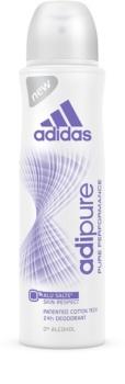 Adidas Adipure déo-spray pour femme