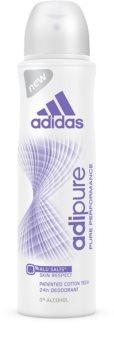 Adidas Adipure desodorizante em spray
