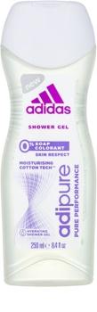 Adidas Adipure nawilżający żel pod prysznic