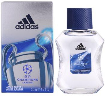 Adidas UEFA Champions League after shave para homens 50 ml