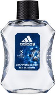 Adidas UEFA Champions League Champions Edition Eau de Toilette per uomo