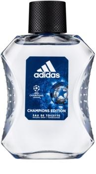 Adidas UEFA Champions League Champions Edition eau de toilette pour homme