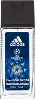 Adidas UEFA Champions League Champions Edition déodorant avec vaporisateur pour homme
