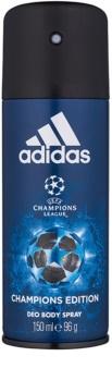 Adidas UEFA Champions League Champions Edition déodorant en spray