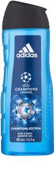 Adidas UEFA Champions League Champions Edition gel de douche pour homme