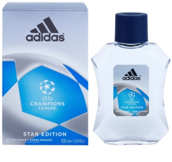 Adidas Champions League Star Edition after shave para homens 100 ml
