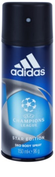 Adidas Champions League Star Edition desodorante en spray para hombre 150 ml