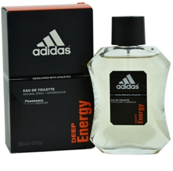 Adidas Deep Energy eau de toilette para hombre 100 ml