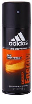 Adidas Deep Energy deospray pro muže 150 ml