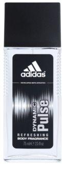 Adidas Dynamic Pulse deo mit zerstäuber für Herren