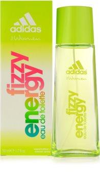 Adidas Fizzy Energy eau de toilette da donna