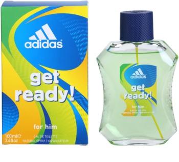 Adidas Get Ready! For Him Eau de Toilette Miehille