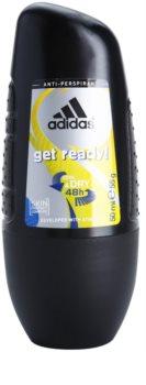 Adidas Get Ready! deodorant roll-on para homens 50 ml