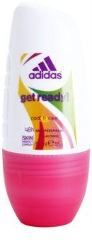 Adidas Get Ready! deodorant roll-on para mulheres 50 ml