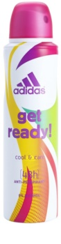 Adidas Get Ready! Cool & Care Antiperspirant For Women